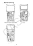 Casio FX-9860GII Bedienungsanleitung