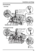 Panasonic KX-NT553 manual