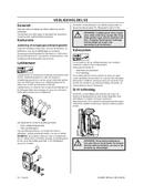 Husqvarna 580BTS manual