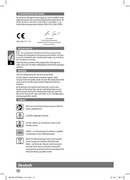 AEG PST 500 X manual