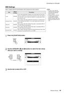 Yamaha PSR-S650 manual