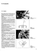 Suzuki VS 1400 Intruder (1987) Bedienungsanleitung
