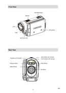 Toshiba Camileo H30 manual