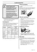 Husqvarna LC 353VE manual