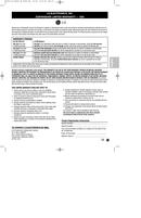 LG LDF6920ST manual