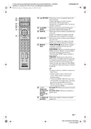Sony Bravia KDL-32W5730 Bedienungsanleitung