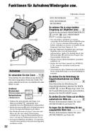 Sony DCR-SR40E manual