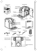 Philips Saeco Syntia HD8837 Bedienungsanleitung