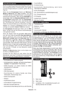 Panasonic Viera TX-32FW334 Bedienungsanleitung