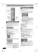 Panasonic DMR-EH575 Bedienungsanleitung