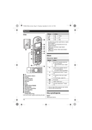 Panasonic KX-TGB210 manual
