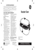 GE 169060 manuals