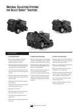 John Deere Select Series X500 manuals