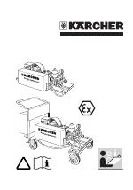 Karcher SHD-R 3000 manuals