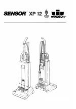 Windsor Sensor XP12 manuals