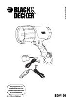 Black & Decker BDV156 manuals