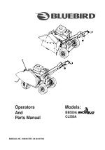 BlueBird BB550A manuals