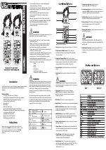 UEi Test Instruments DL389 manuals