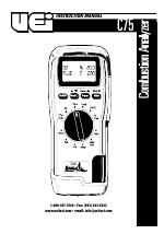 UEi Test Instruments C75 manuals