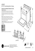 GE JBS10DFWW manuals