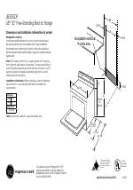 GE JB250DFWW manuals