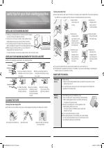 Samsung WF42H5200AF-A2 manuals