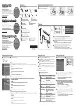 Samsung LN32B540P8DXZA manuals