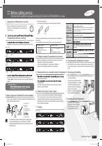 Samsung RF220NCTAWW-AA manuals
