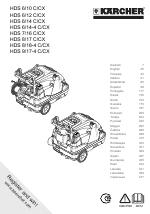 Karcher HDS 6-14 C 4C manuals