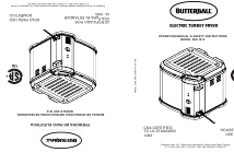 Butterball turkey fryer manual eBook download