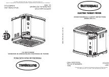 BUTTERBALL TURKEY FRYER XL MANUAL EBOOK DOWNLOAD