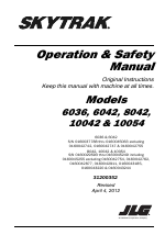 SkyTrak 10054 Operation Manual manuals