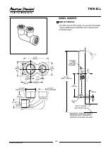 American Standard Twin Ell 8888.120 manuals