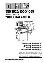 COATS 1050 Balancer manuals
