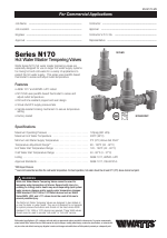 Watts N170 manuals