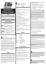 E-flite 80-Amp Pro Switch-Mode BEC Brushless ESC, EC5 manuals