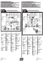 E-flite 90 Deg Main Micro Pneumatic Retract Set manuals