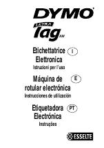 Dymo LetraTag XM manuals
