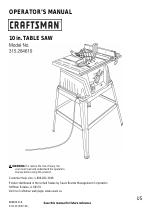 Craftsman 315.284610 manuals