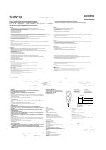 Pioneer TS-WX210A manuals