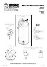 State SUF119 300NE(A) manuals