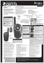 pioneer radio manual business process workflow diagram examples pdf download | cobra electronics microtalk cxt175 user (1 page)