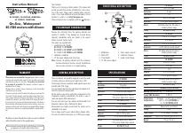 Hanna Instruments HI 983304-01 manuals