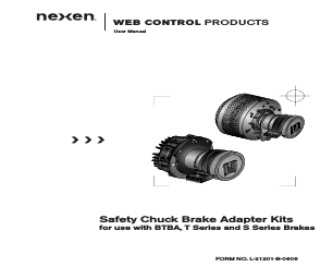 Nexen CSB 125 F 960763 manuals