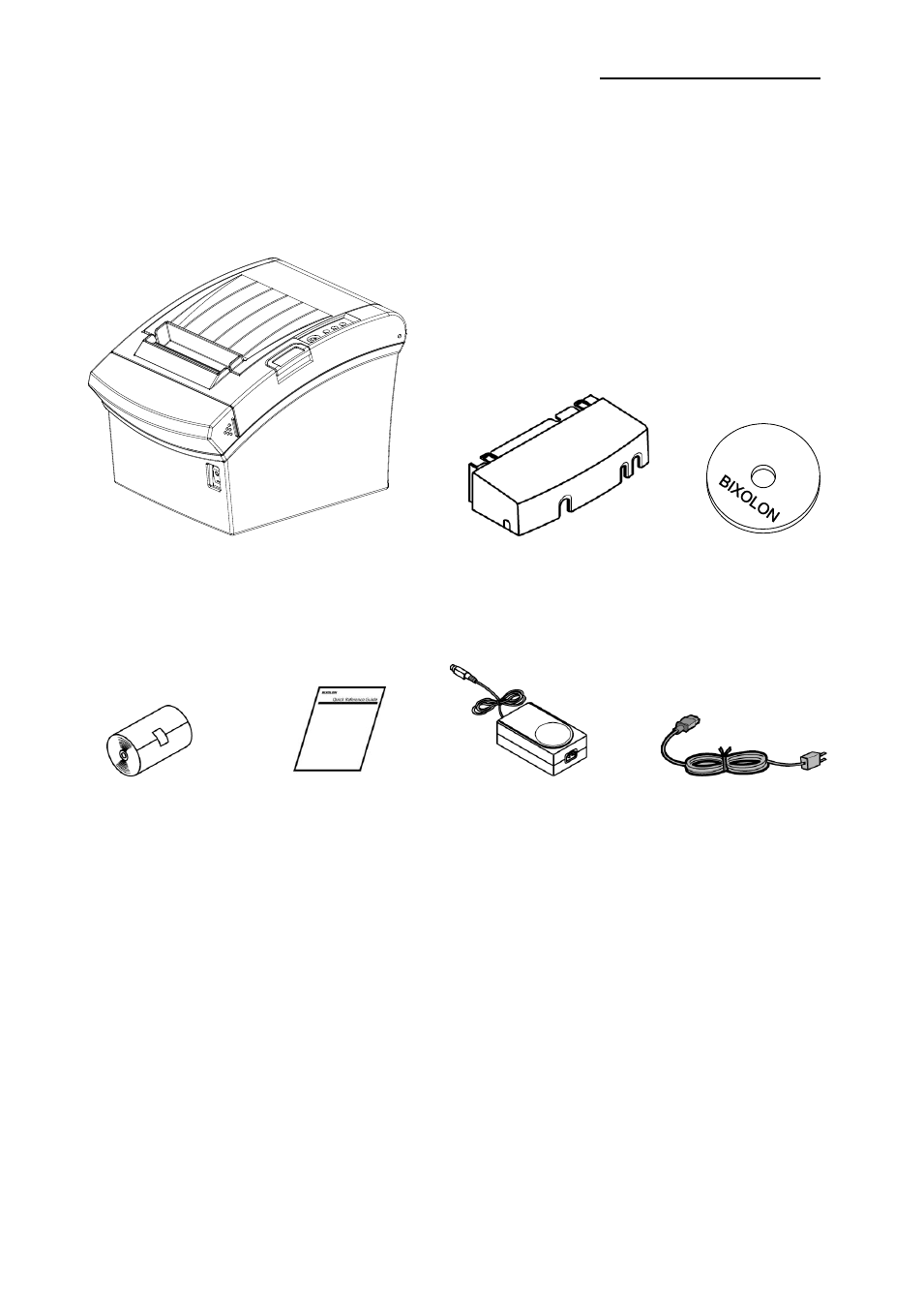 Installing printer and getting started, 1 unpacking