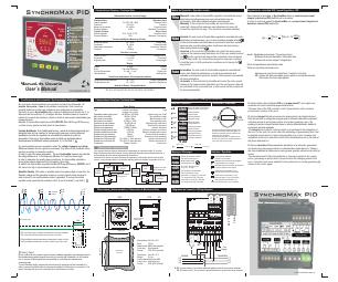 CIRCUTOR SYNCHROMAX Series manuals