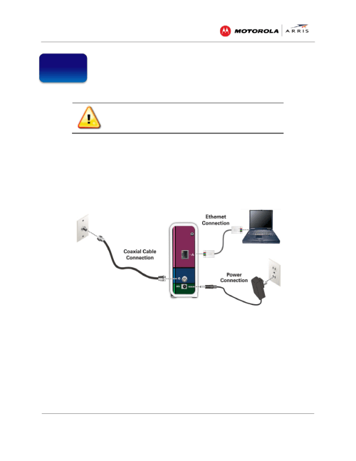 small resolution of background image installing your cable modem