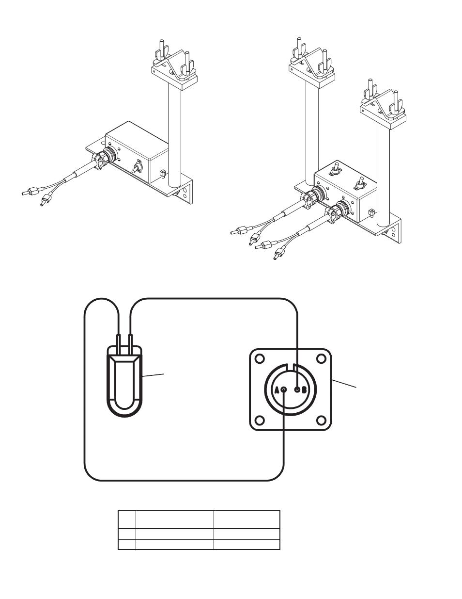Accessories cont'd, Bug-5485 contactor / wiring diagram