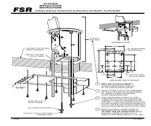 FSR HV-T6 manuals