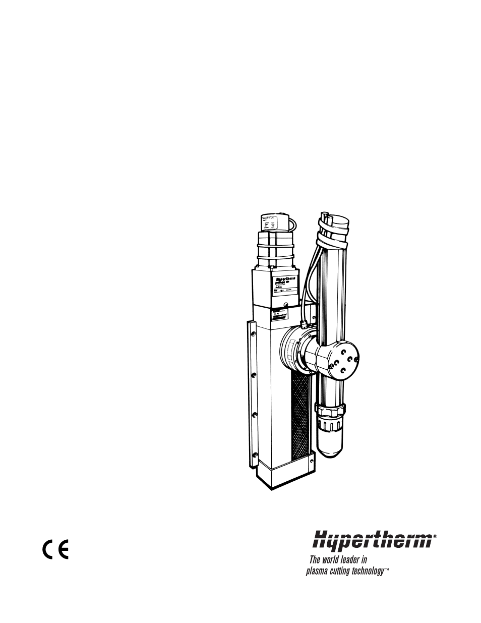 Hypertherm THC X-Y Table Product Configuration User Manual